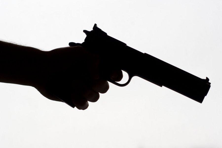 Kraujo Kerstas Azerbaidzane Trys Buve Kaliniai Nusovė Keturis