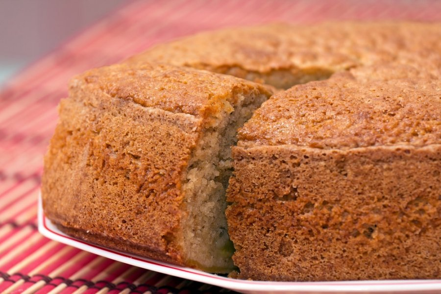 Recipe For A Simple Banana Cake