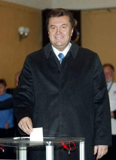 V. Janukovičius
