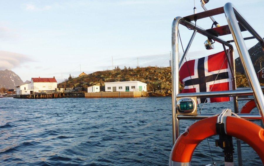 Baudos uz kontrabanda norvegijoje