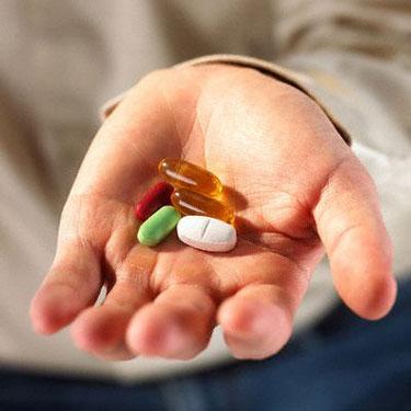 Vitaminai, vaistai