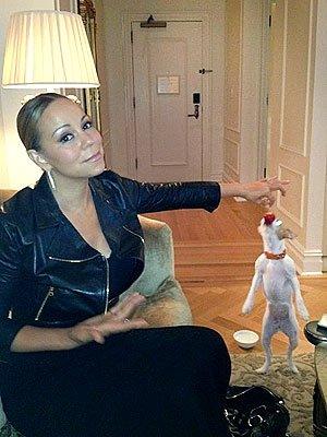 Mariah Carey (Twitter nuotr.)