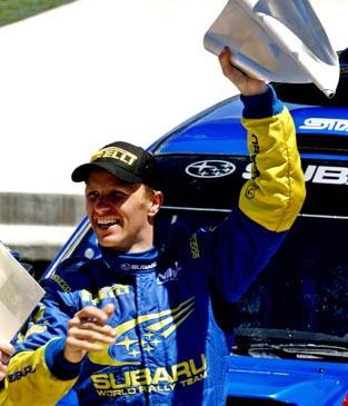 """Petter Solberg (""""Subaru"""")"""