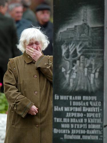 Ukrainoje gedima Černobylio katastrofos aukų