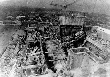 Černobylio katastrofa