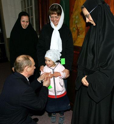 V.Putinas vieši Izraelyje