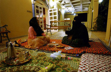 Saudo Arabija, moterys, musulmonės, šeima