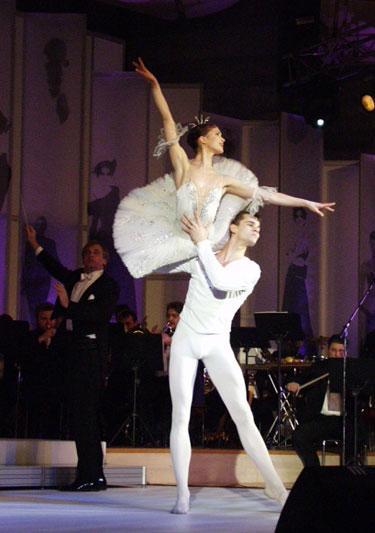 Baleto solistai
