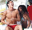 Christiano Ronaldo su sužadėtine