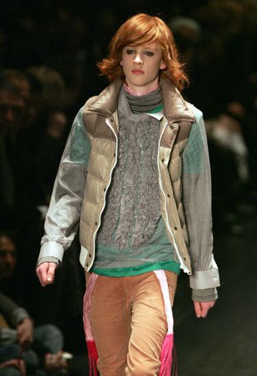 Šukuosenos. Ruduo - žiema 2005-2006 m. Dior