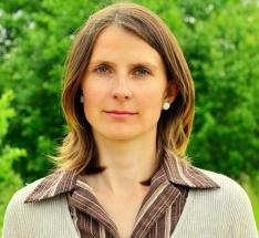 Vaikų, nukentėjusių nuo seksualinės prievartos, pagalbos centro psichologė Vilma Paliaukienė. Vaikų pagalbos centro nuotr.