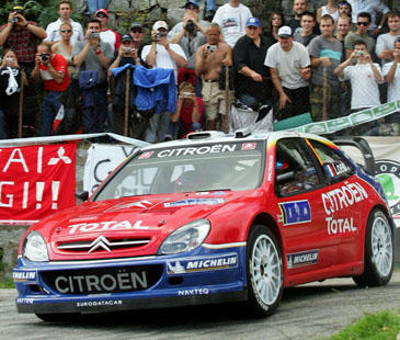 "Sebastien Loeb (""Citroen Xsara WRC"")"