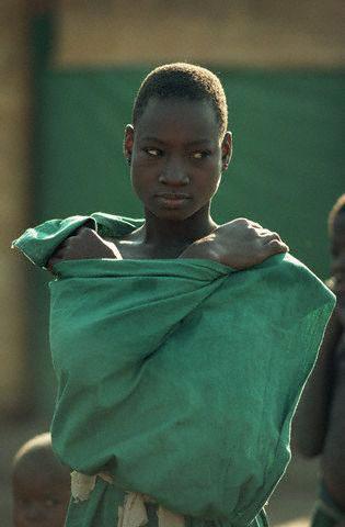 Mozambiko moterys