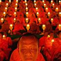 Tailando budistų vienuoliai