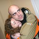 Algis Ramanauskas ir Erica Jennings