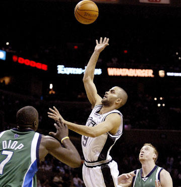 "Tony Parker (""Spurs"")"