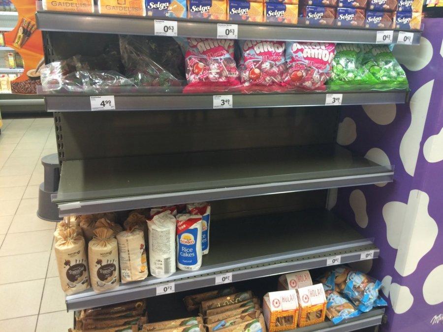Eksperimentas dėl paskutinės dienos vartojimo prekių: ar čia tikrai viskas gerai?