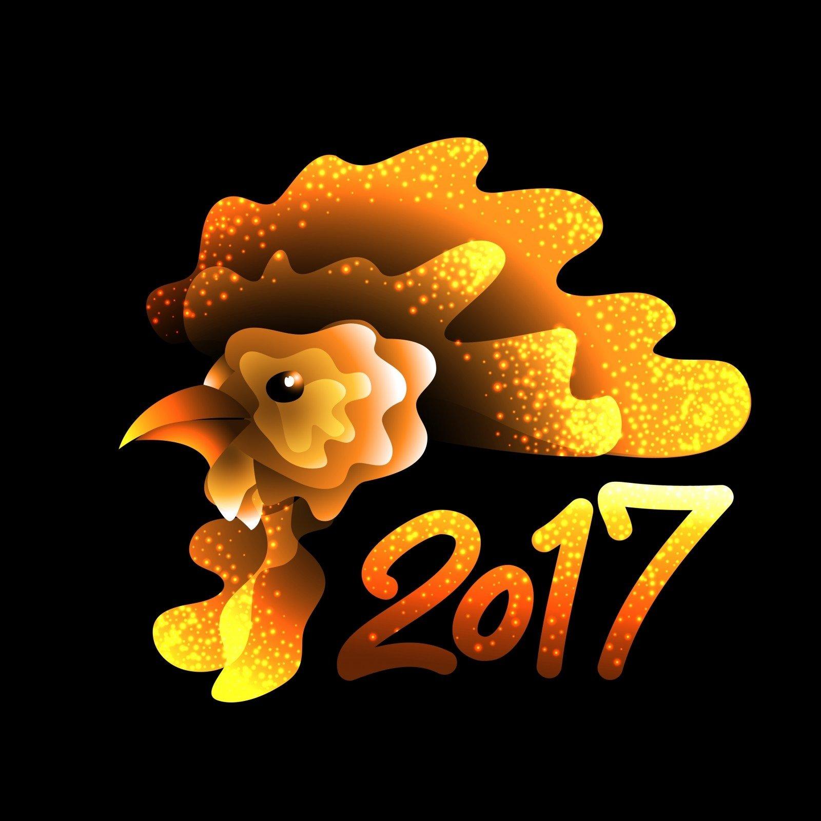 Gaidžio metai 2017 spalva
