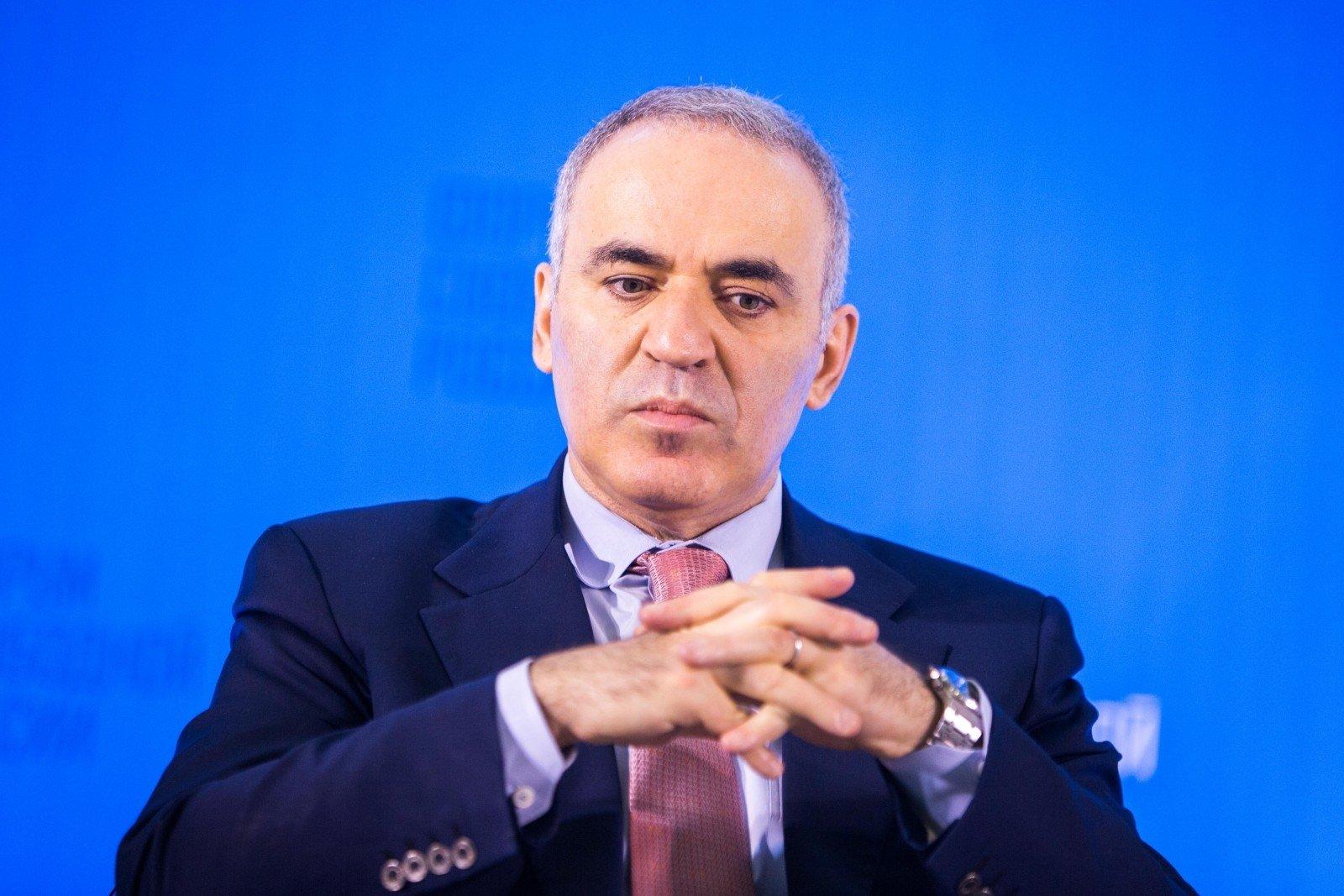 Русофобский форум Каспарова собрал прихвостней Запада