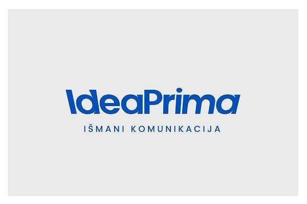 """Komunikacijos agentūra """"Idea prima"""" atnaujino prekės ženklą"""