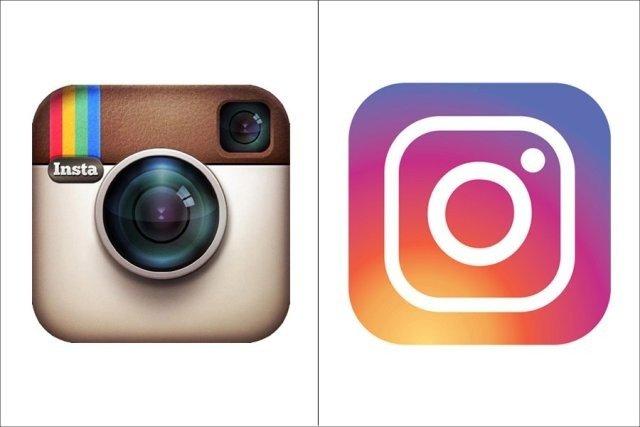 Ryškiausi 2016 m. logotipų pasikeitimai