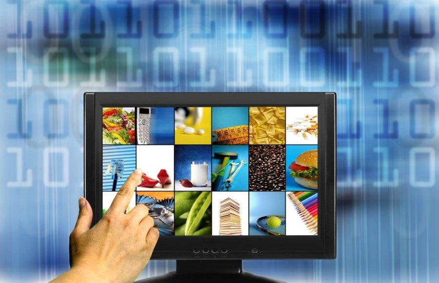 internetinės prekybos sistemos ataskaita)