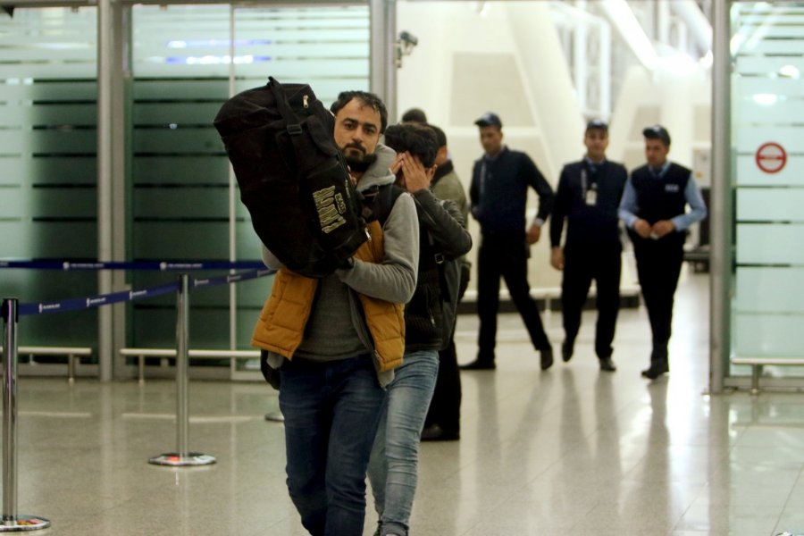 FAS: Около 40 процентов мигрантов неполучат убежище в EC