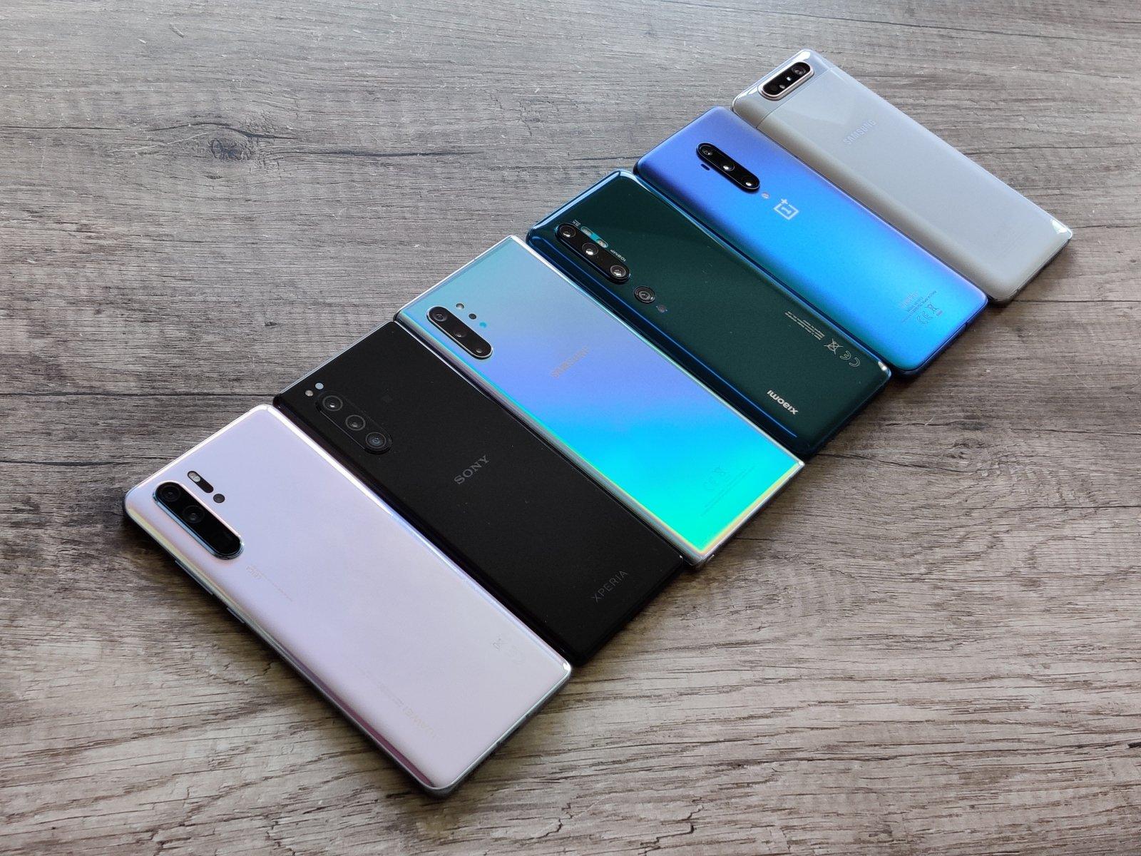 Populiariausi mobilūs telefonai | Kainalt