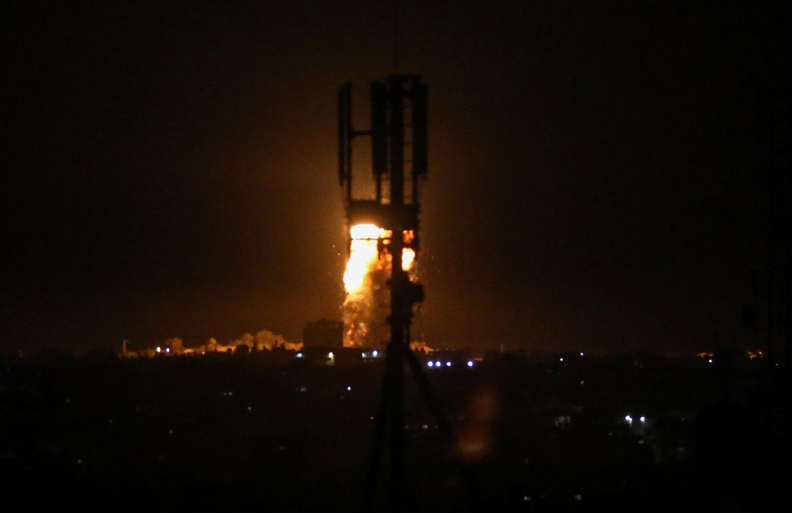СМИ: еще одно воздушное вторжение в Сирию