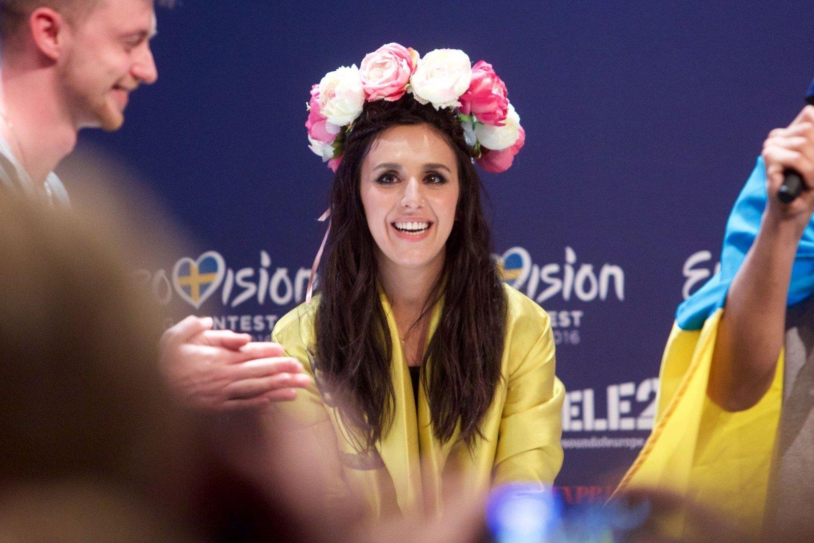 Датское жюри'Евровидения по ошибке присудило Украине 12 баллов