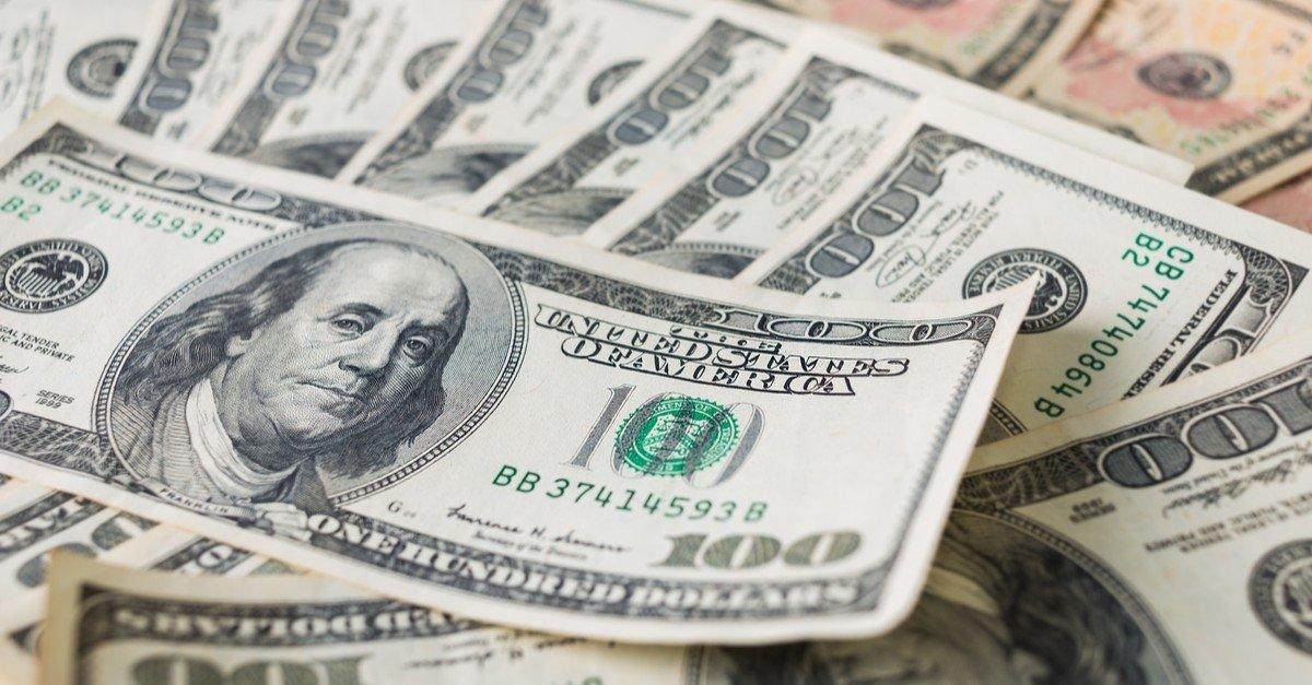 valiutos kurso doleris