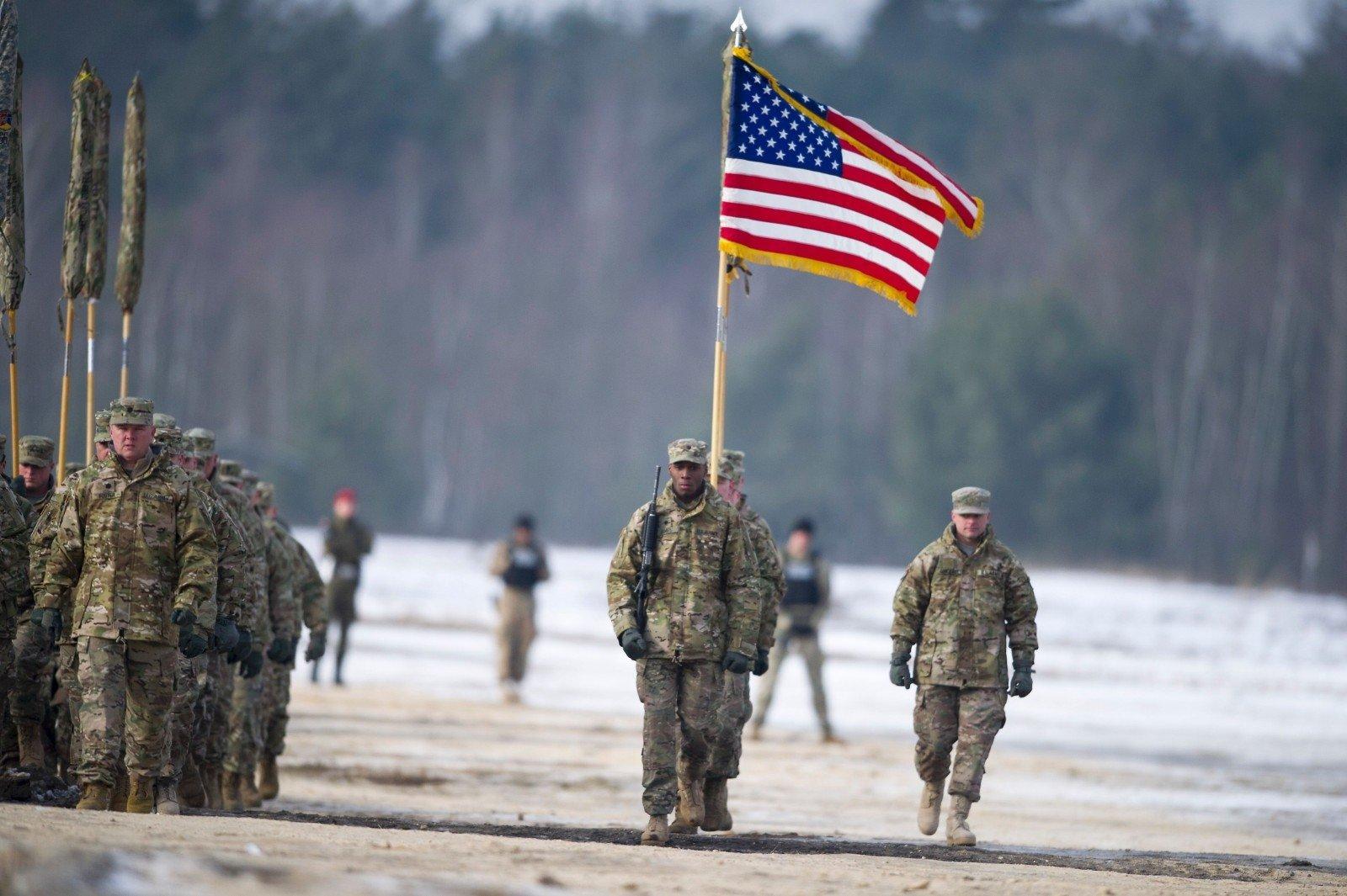Литва всверхсрочном порядке приступила кратификации контракта остатусе военных США