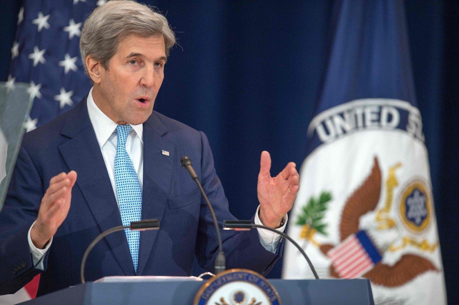 Израиль раскритиковал Керри заслова оПалестине