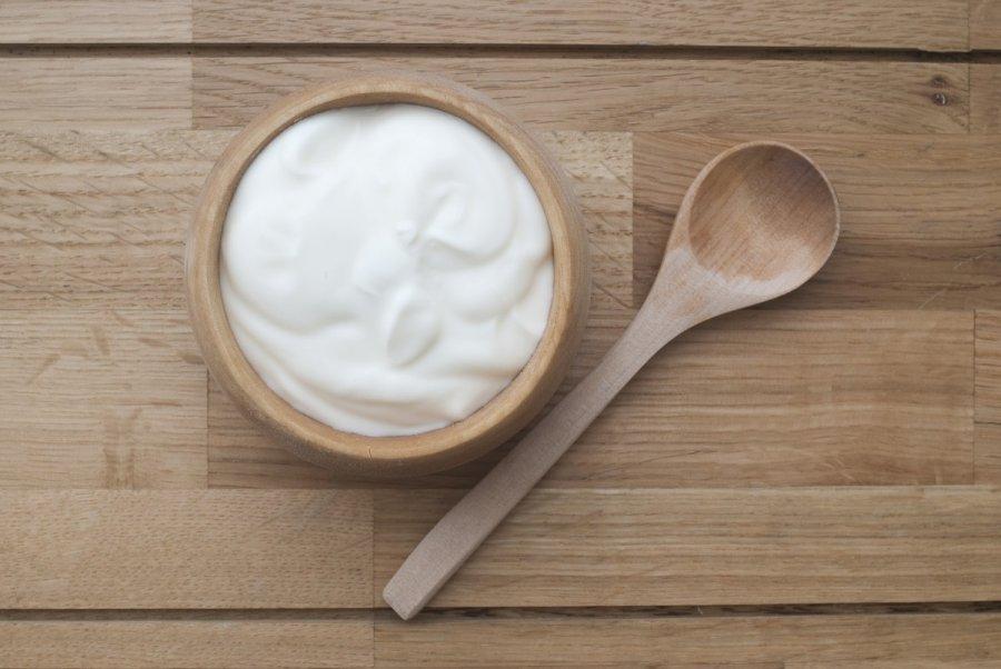 graikiško jogurto ir širdies sveikatos