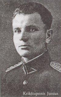 Juozas Krikstaponis