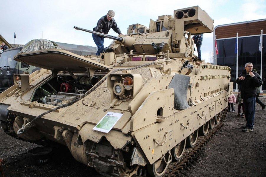 На военных учениях НАТО в Литве погиб немецкий военный