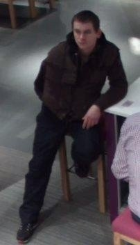Ar atpažįstate šį vyrą?