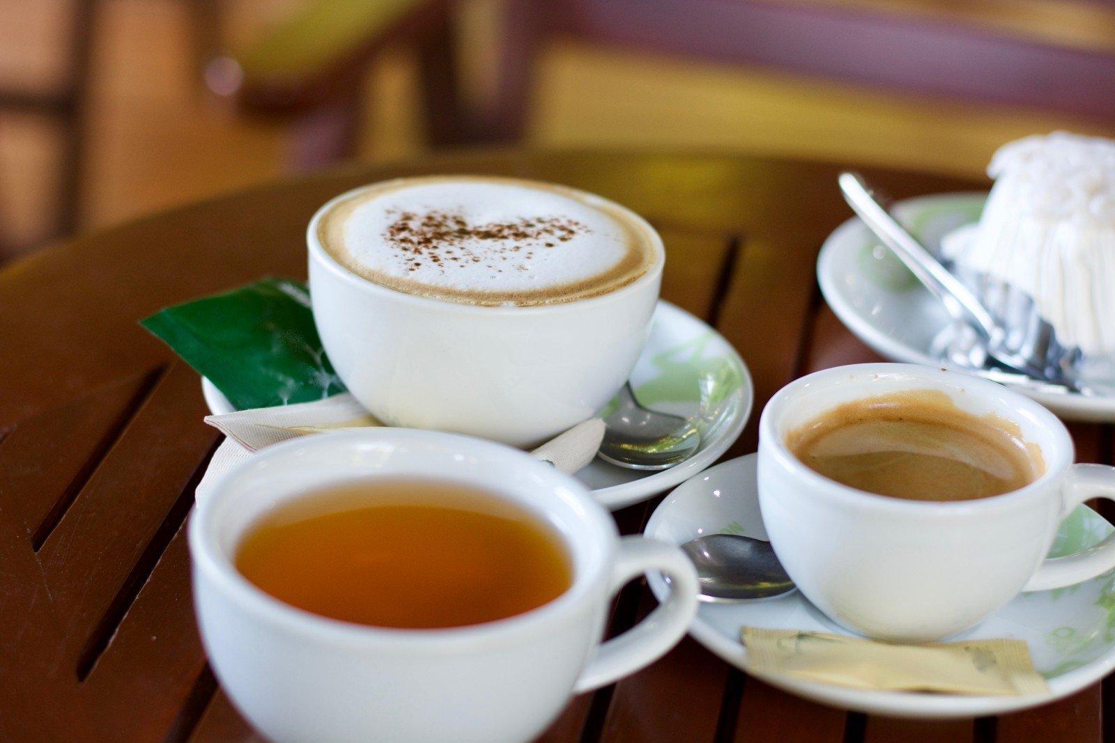 Картинки чай кофе в высоком качестве