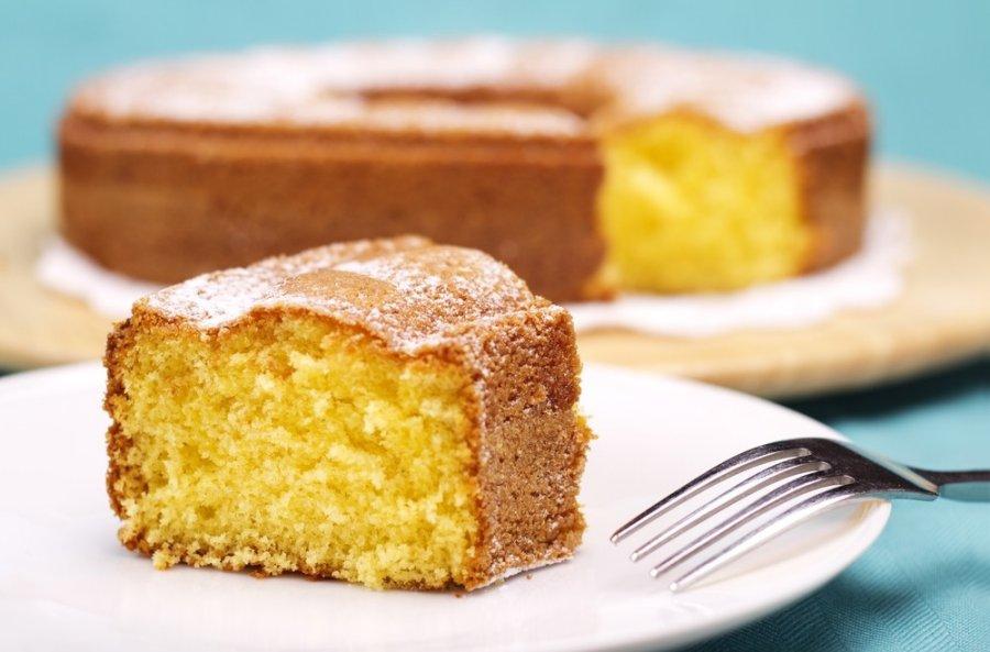 Mary Berry Lemon Drizzle Cake With Yogurt