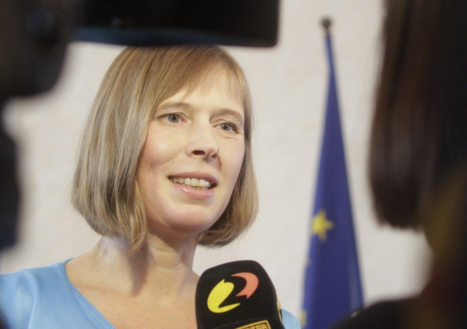Президент Литвы сообщила о русской угрозе европейским столицам