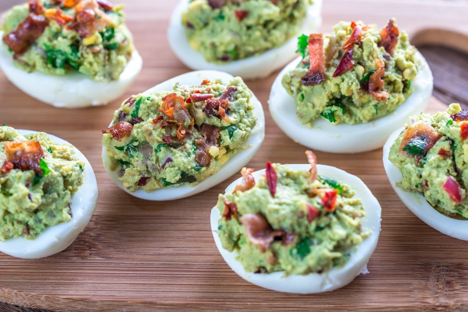 Image Result For Guacamole Deviled