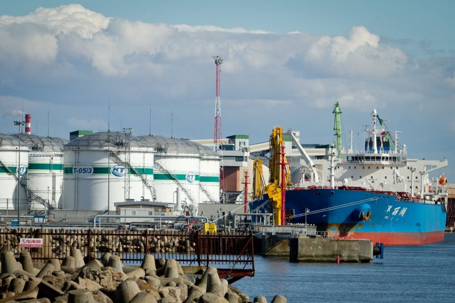 Белорусь поставила порты СПГ Прибалтики на грань исчезновения