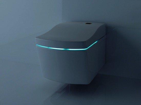 Dizaino ir technologijų naujovės: netrukus galėsite paskambinti savo unitazui