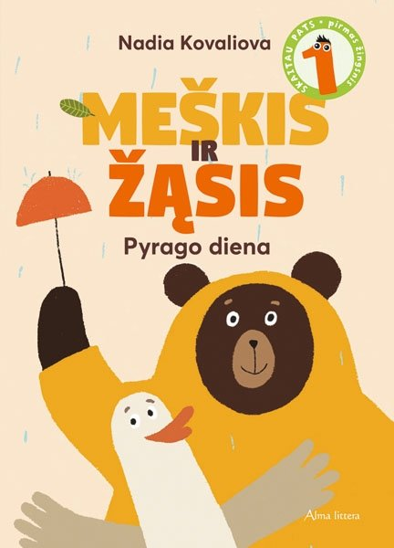 Knygų klubo naujienose – knygos, skirtos skaityti besimokantiems vaikams