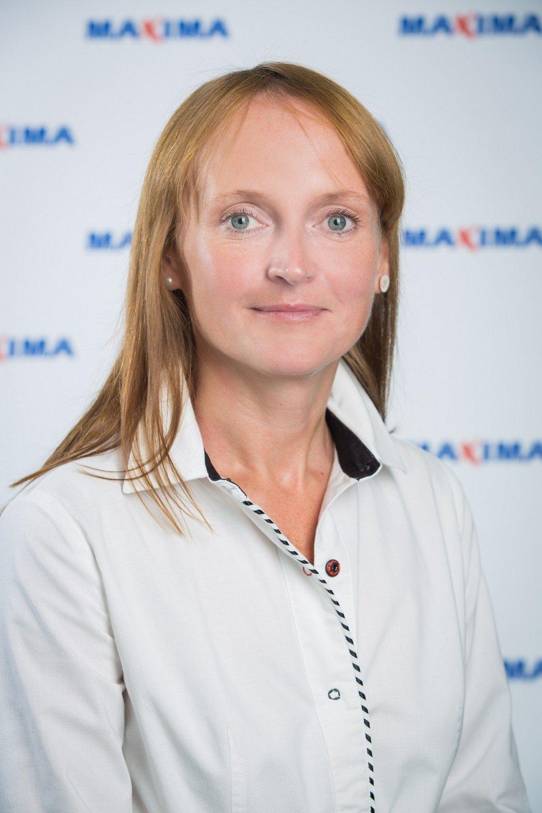 Kristina Mažeikytė
