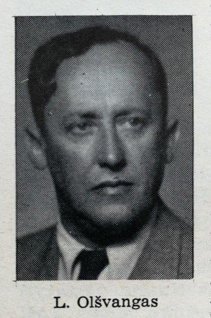Leonidas Olschwangas