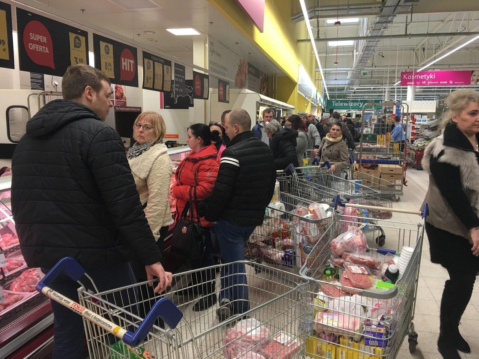 Apsipirkimas lenkijoje 2017