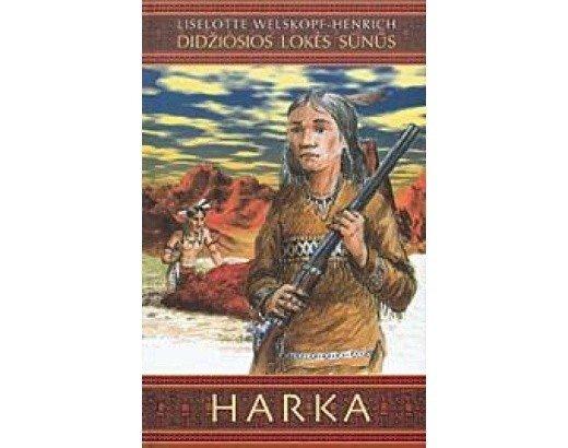 Liselottes Welskopf-Henrich knygos viršelis