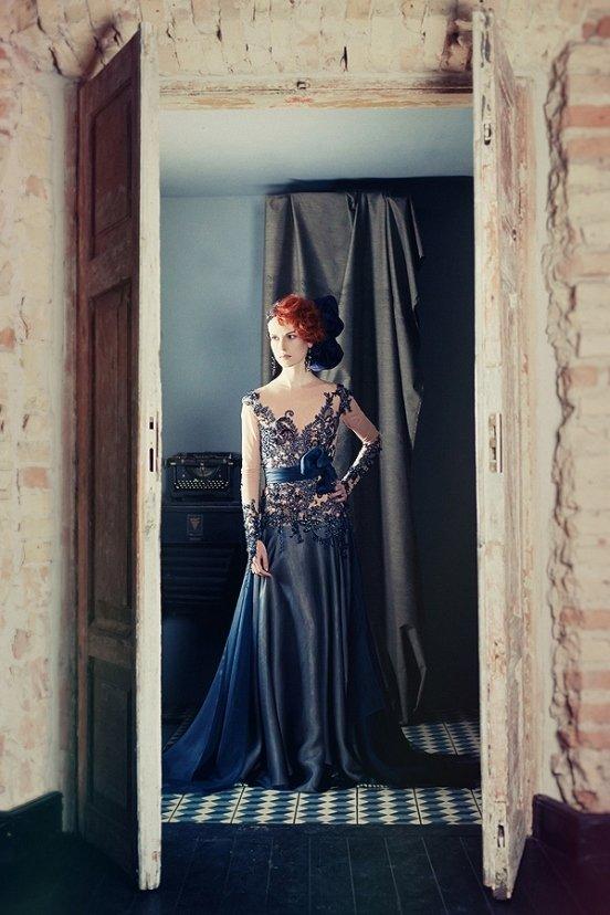 L.Salasevičiaus vakarinių suknelių kolekcija