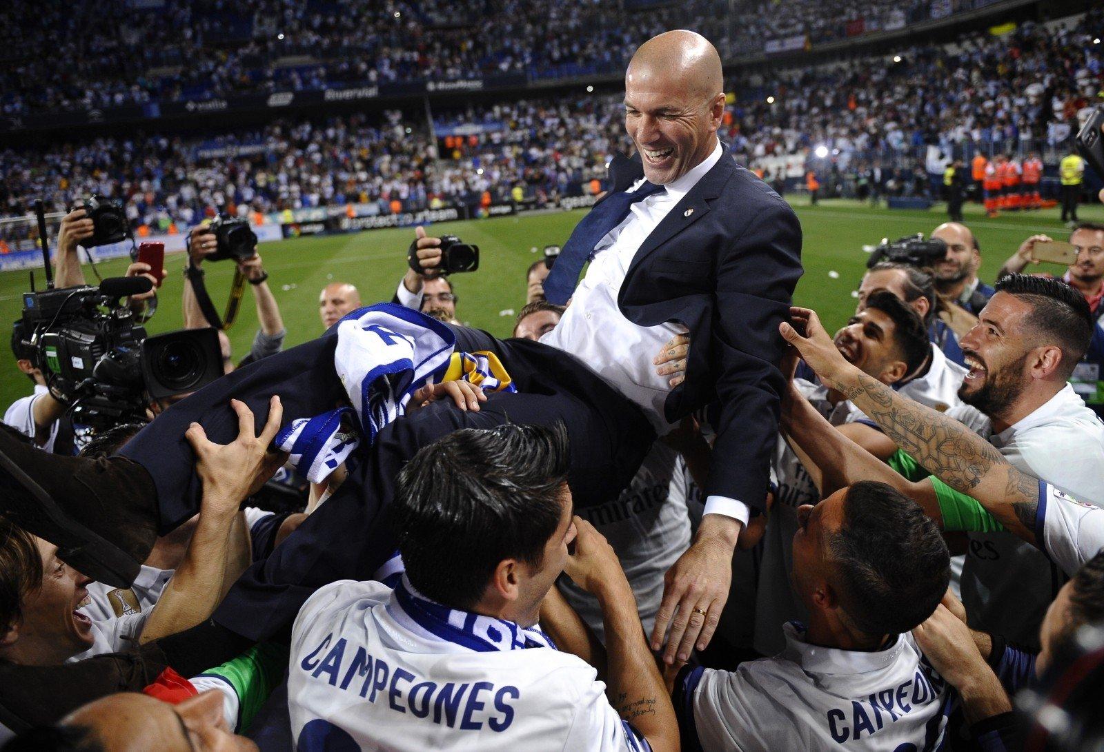 «Реал» после пятилетней паузы одержал победу чемпионат Испании пофутболу